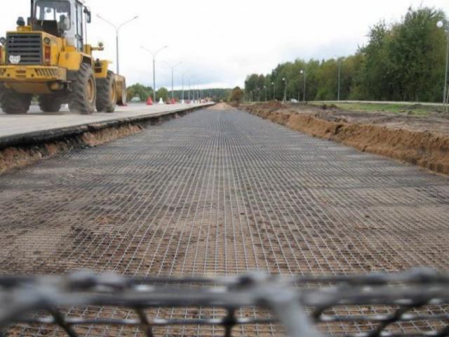 Композитная арматура в дорожном строительстве
